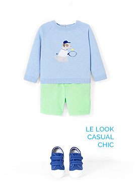 Le look casual chic