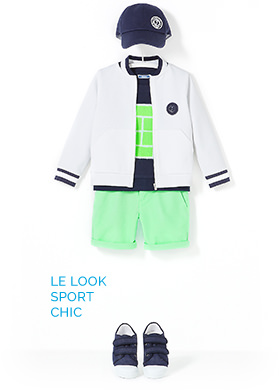 Le look sport chic